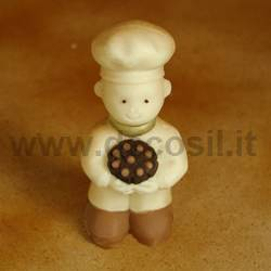 Pastry Chef mold