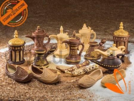 Aladdin's Lamp mold