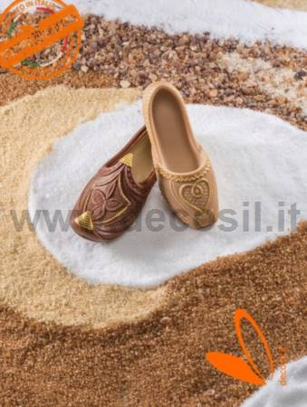 Arabic Woman Shoe mold