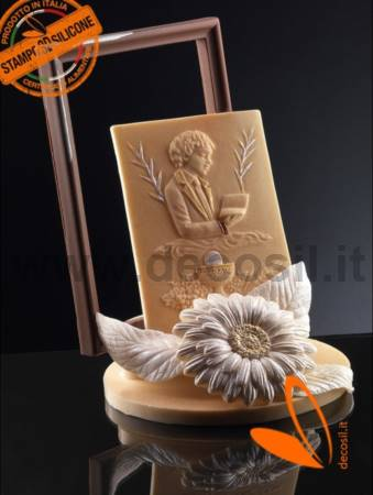 Stampo Cornice Quadrata