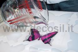 Papillons Tablet passant moule Linea Malizia