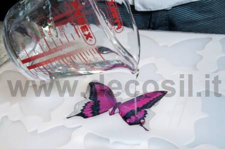 Butterfly Mat Malizia Line moulds