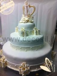 Embraced Couple mould