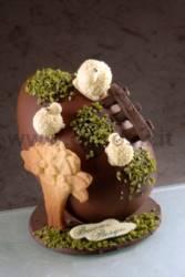 Apple tree Chocolate Mould