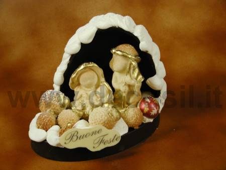 Nativity mold