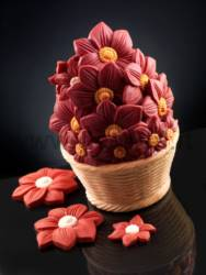 Flower Basket mold