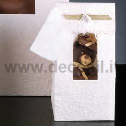 Surprise Package with Teddy Bear Mould