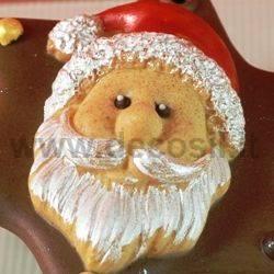 Stampo Addobbo Babbo Natale