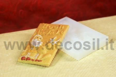 Parchment Buon Natale mould