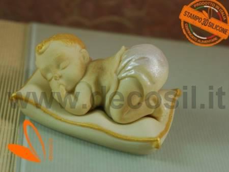 molde Almohada del Bebè