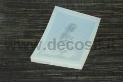 First Communion Parchment for Girls Mold
