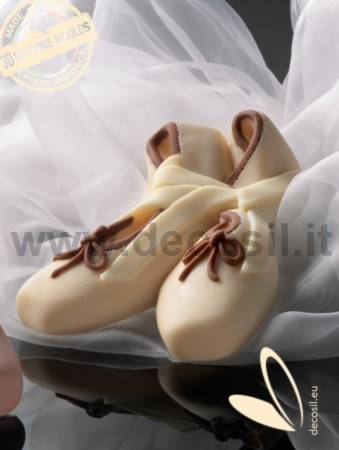 Ballet Slipper mold