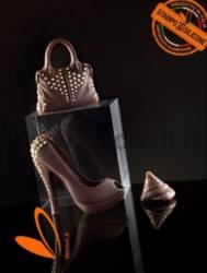 Moule Chaussures avec Clous