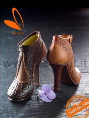 Woman Shoe Boots mould