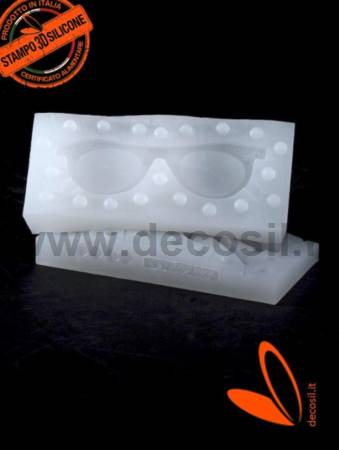 Glasses for girl mold