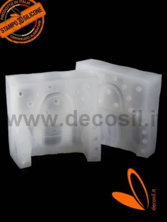 Handbag Milano mould