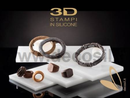 Man's Steel Bracelet Mould