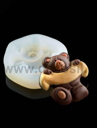 Happy Bear mold