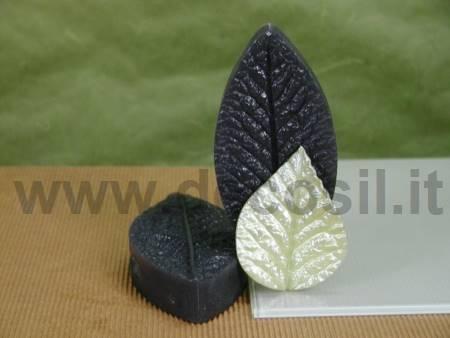 molde de silicona Hoja F