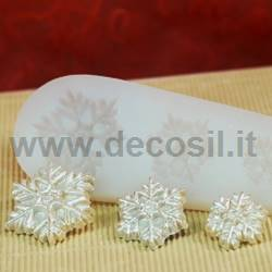 Snow Flakes Mould