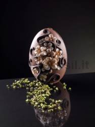 Do not forget me Little Egg Chocolate Mould