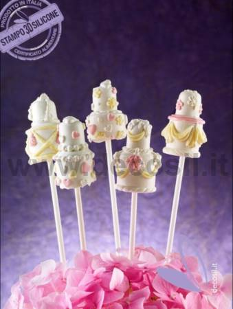 Stampo Lollipop Cake