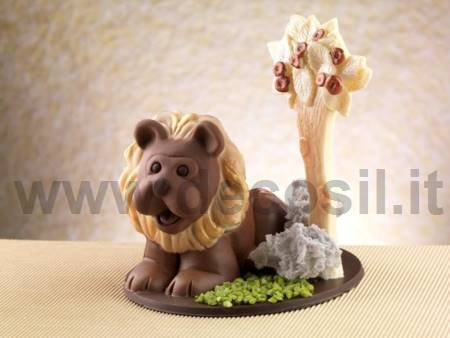 Moule Lion