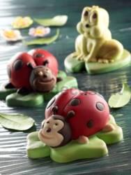 Ladybug Lorella Chocolate Mold