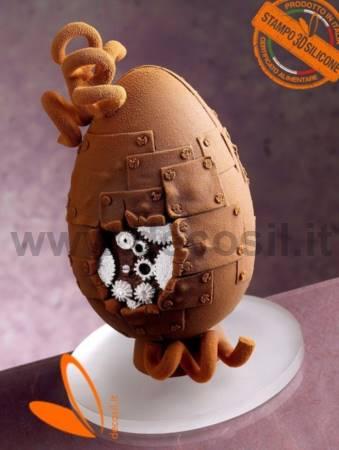 Mechanical Egg mould