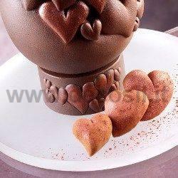Hearts Egg Holder mould