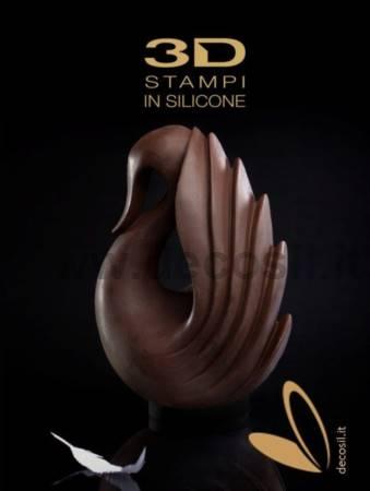 Cygnus Molde LINEAGUSCIO Huevo de Chocolate