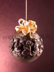 Chocolate Musician Angels Sphere mold