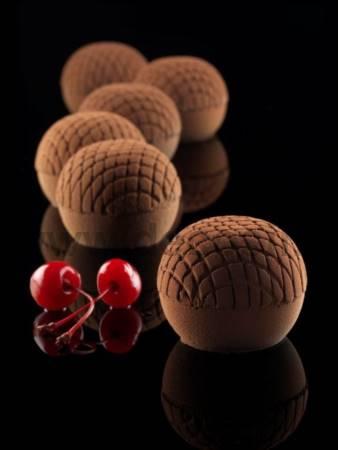 Truffle mold Tommaso Perrucci by decosil