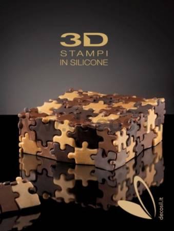 Stampo Torta Puzzle