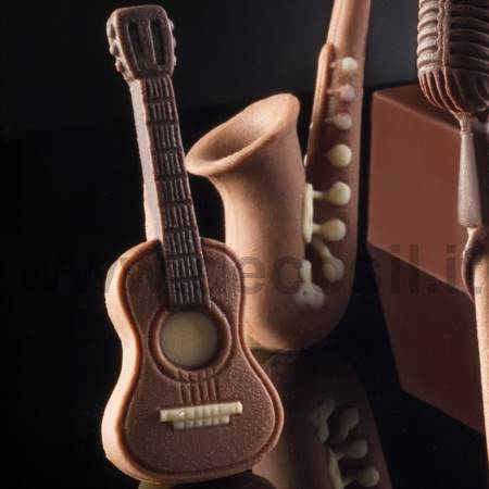 Classical Guitar Mold