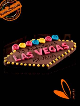 Stampo Insegna Las Vegas