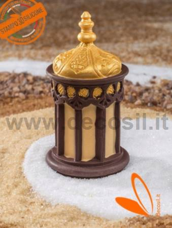 Arabic Gazebo mold