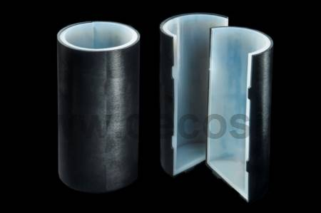 Cylinder Ø 8 cm Malizia Line molds