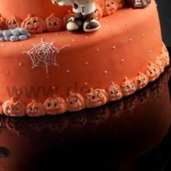 Decor Border Pumpkins mold