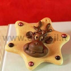 Reindeer Ornament Mould