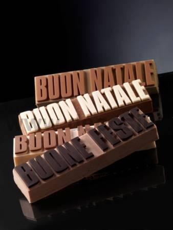 Nougat Buone Feste mold