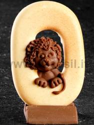 Animal Number 0 Lion Mould