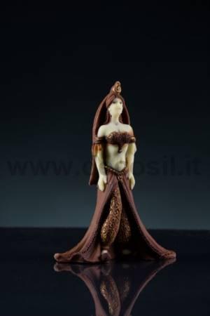 Princess Raja 3D silicone mold