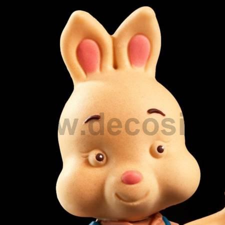 GIOCOLOSO BUNNY'S HEAD mold