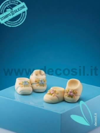 Stampo Scarpine neonato